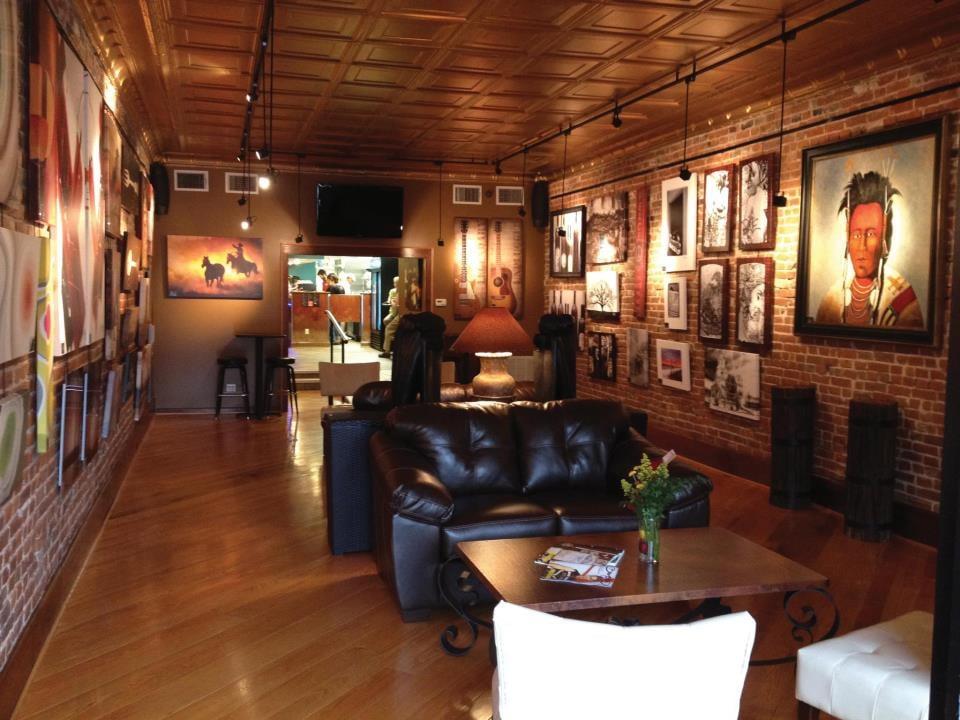 Coffee Shop Art Gallery Amp Coffee Shop