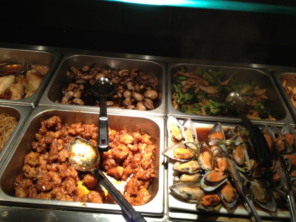 Asian Cuisine Buffet Of Tamura Japanese Seafood Buffet Japanese Restaurants
