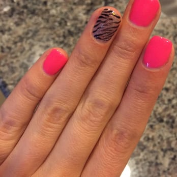 Care - San Jose, CA, United States. My Shellac gel manicure by Vicky