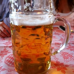 A stein for each guest - Don't try and…