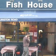 The Fish House, London