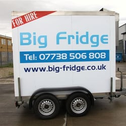 Big Fridge, Darlington, Durham