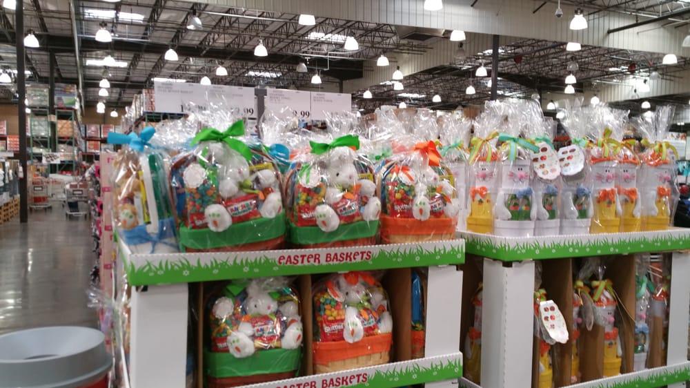 Costco Easter Baskets Easter Baskets on Sale