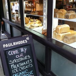 Paul Rhodes Bakery, London