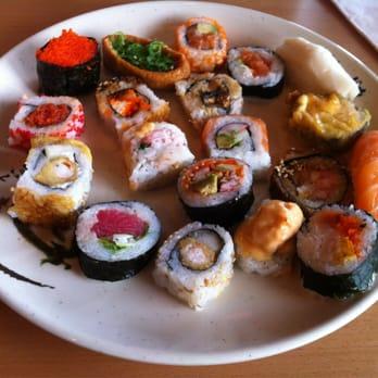 Hiroki Japanese Buffet 18 Photos Japanese Restaurants 2460 Pga Blvd Palm Beach Gardens