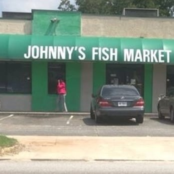 Johnny s fish market seafood markets 2526 peach for Fishing in augusta ga