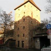 Lorenzer Altstadt, Nürnberg, Bayern