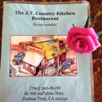 Jt Country Kitchen Menu