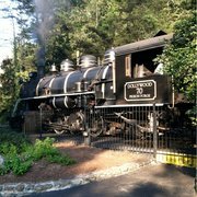 Dollywood - This train was huge. - Pigeon Forge, TN, Vereinigte Staaten