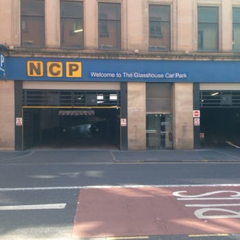 Ncp Car Park Glasgow The Glasshouse Glasgow