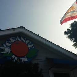 The Orange Inn Laguna Beach Menu