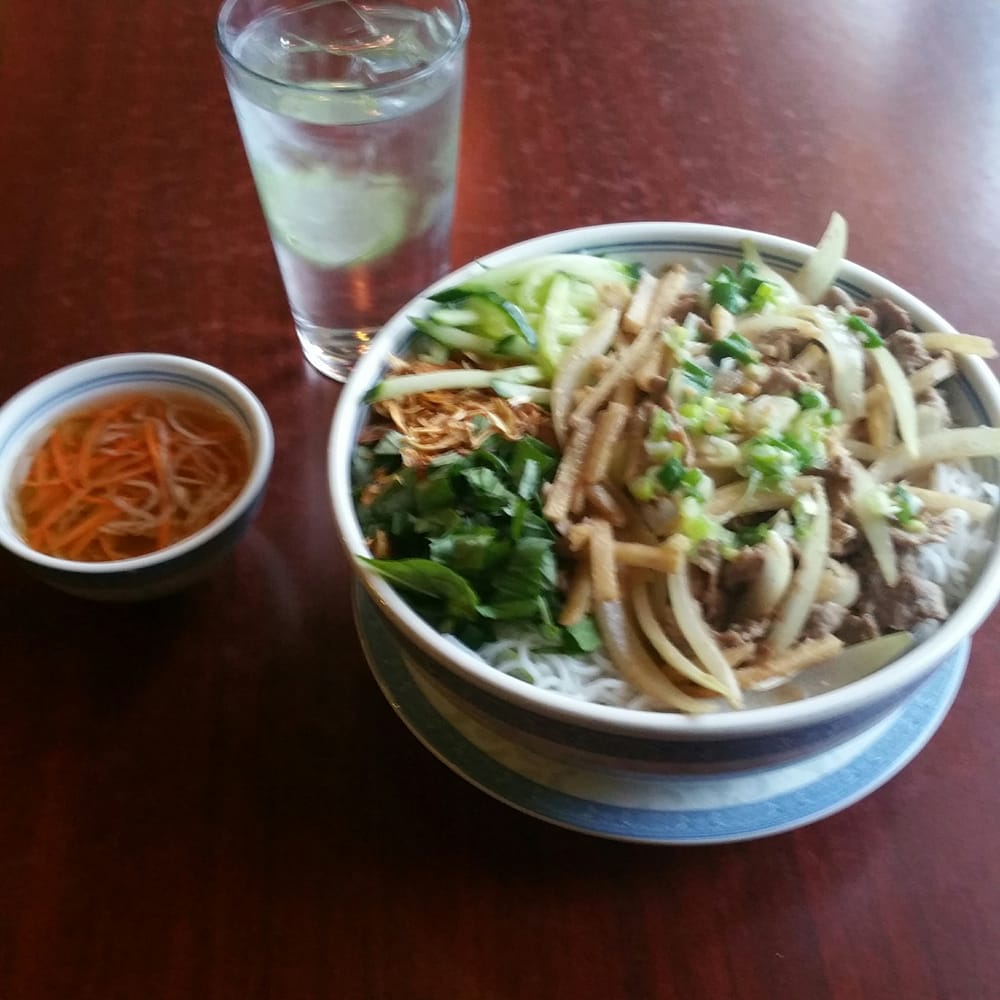 Bamboo 75 Foto Cucina Vietnamita Capitol Hill
