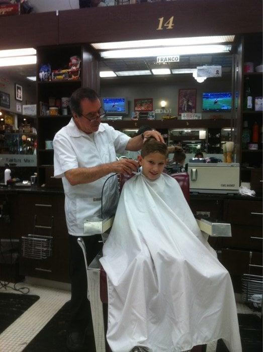 Barber Time : jpg