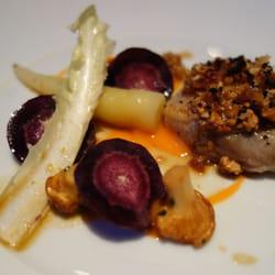 Jowl of Pork - Carrots, Girolles,…