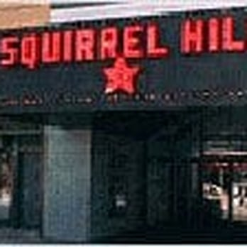 Squirrel hill movie theaters