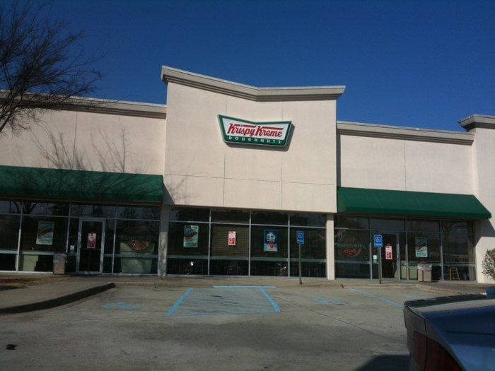 It then instructs you to show the mobile coupon using your mobile device on Dec. 12 at any Krispy Kreme participating U.S. or Canadian location. Keep in mind that you cannot use this coupon at a grocery store that sells Krispy Kreme donuts.