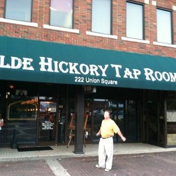 Tap Room Menu Hickory Nc