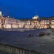 Somerset House Ice Rink, London, UK