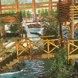 Disney s davy crockett ranch hotels chessy seine et for Piscine hotel davy crockett