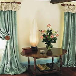 Made to Measure Curtains in Crushed Velvet