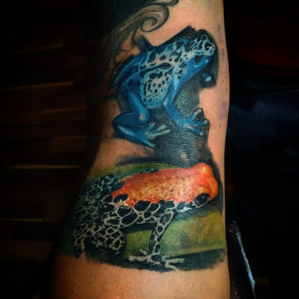 Bad habits tattoos 12 photos art galleries downtown for Best tattoo place in san antonio