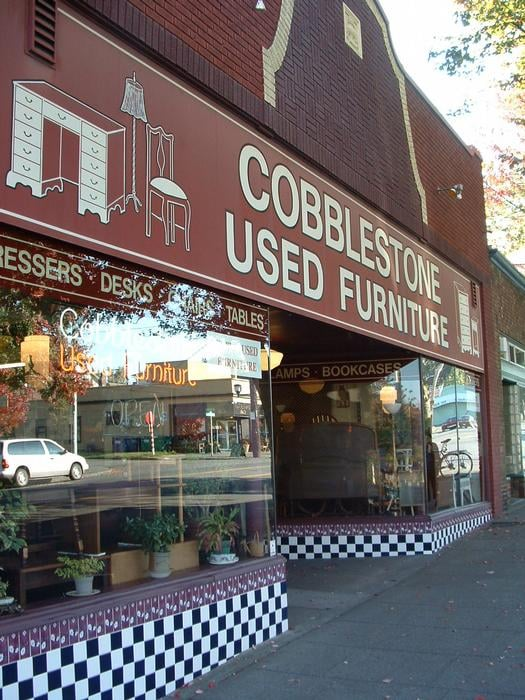 Cobblestone used furniture closed antiques phinney for Affordable furniture greenwood in