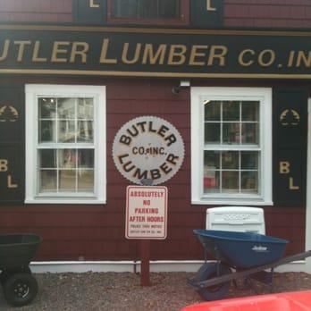 Butler Lumber Co