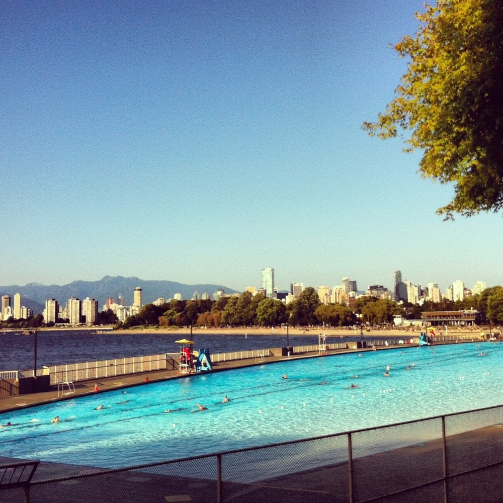 Kitsilano Pool Swimming Pools Kitsilano Vancouver