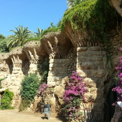 Casa Museu Gaudi Parc Guell, Barcelona, Spain