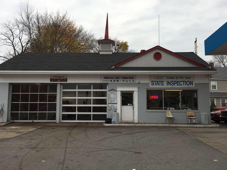 Main Street Auto Care Gas Service Stations Stoneham