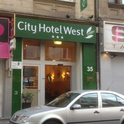 City Hotel West, Frankfurt Am Main, Hessen