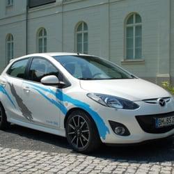 Mazda2 Young Sondermodell exklusive bei…