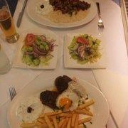 Yummy food.