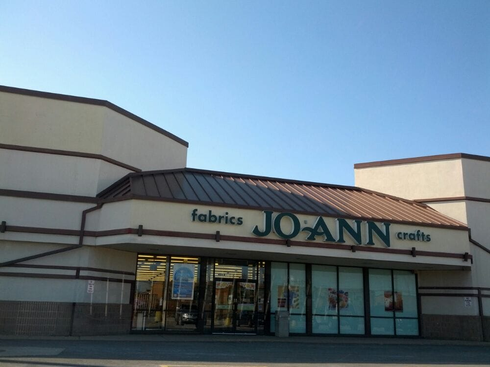 Jo ann fabric and craft fabric stores norridge il for Joann craft store near me