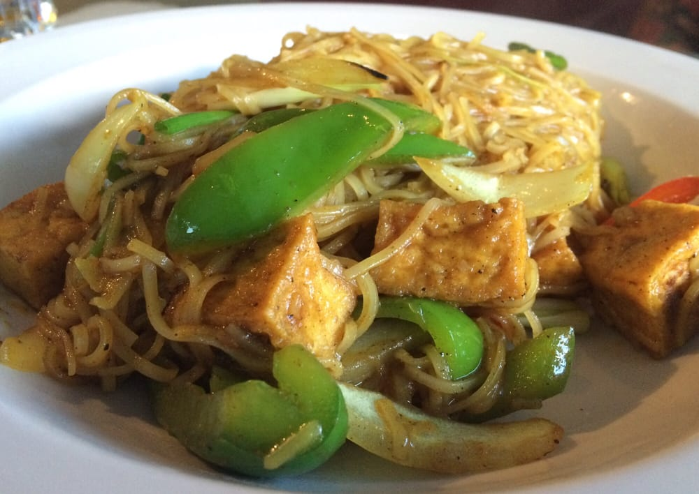 Yummy veggie tofu rice noodles yelp for At siam thai cuisine