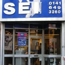 S E I Hairdressers, Glasgow