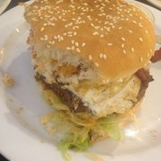 Burger Lounge Special