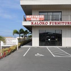 Kaloko Furniture Kailua Kona Hi Yelp
