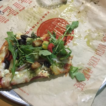 States. Roasted garlic, pineapples, olives, Red peppers, arugula, red ...