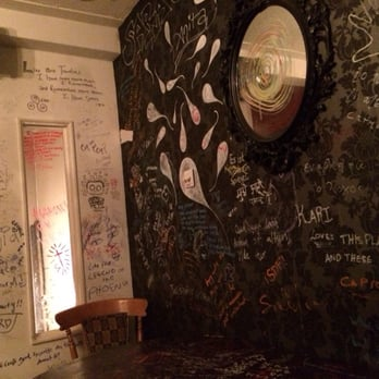 And you can write on the walls !!!