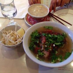 BBQ duck noodle soup