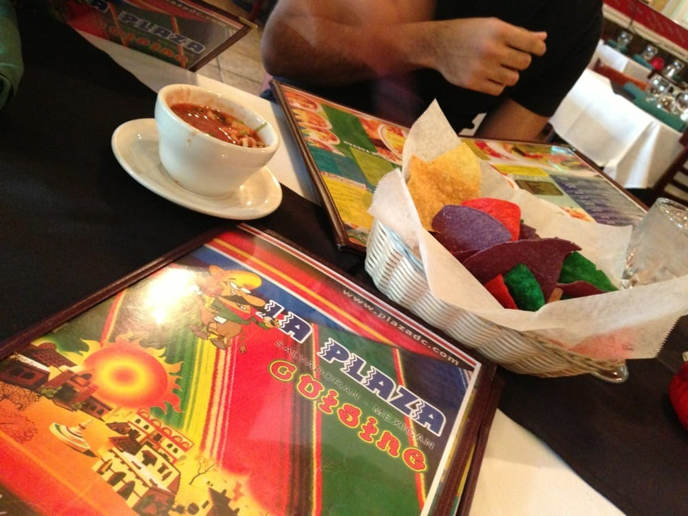 La plaza restaurant latin american restaurants capitol for American cuisine washington dc
