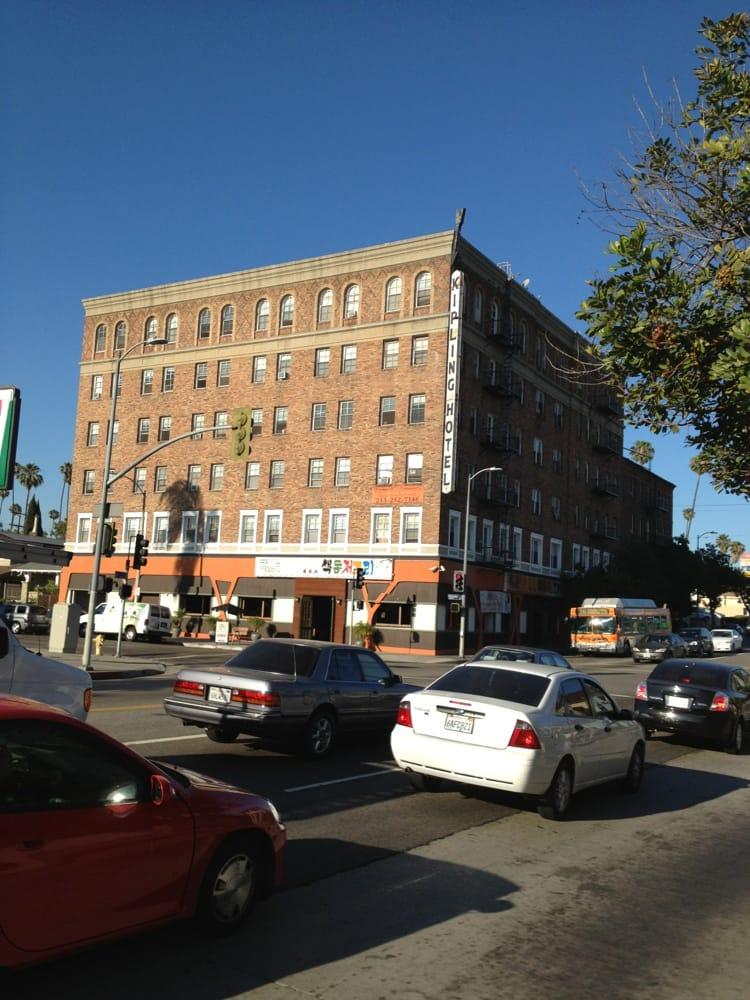 Kipling residential hotel hotels koreatown los for Hotels 90028