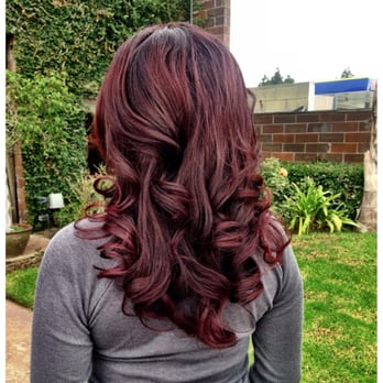 Cherry Cola Brown Hair Dye Heather s.'s reviews north hollywood yelp