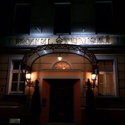 Hotel Tumski, Wrocław, Poland