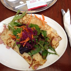 Julius Meinl - Brie and Ham Crêpes - Black Forest ham, St. Andre brie ...