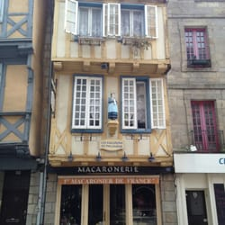 Macaronerie Philomene, Quimper, Finistère, France