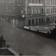 Hochwasser 1909 in Nürnberg, Nürnberg, Bayern