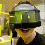 Vectrex mit 3D Brille (Milton Bradley,…