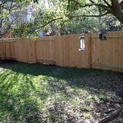 Flash Fence - Austin, TX, États-Unis. Good neighbor fence